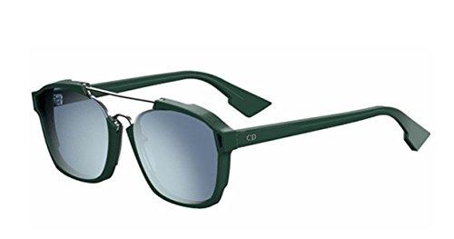 New Christian Dior ABSTRACT CJH/A4 Green Opal/Blue Sunglasses