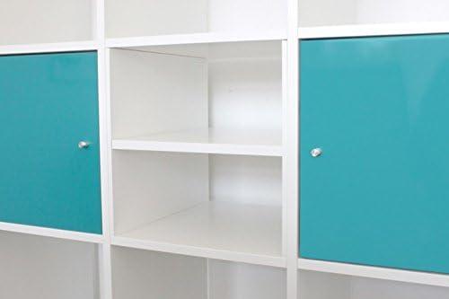 compartimento adicional para Ikea Kallax. (Abedul)