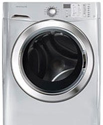 UPC 012505385728, Frigidaire FFFS5115PA3.9 Cu. Ft. Classic Silver Stackable With Steam Cycle Front Load Washer - Energy Star