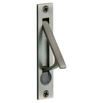 Baldwin 0465264 Edge Pull, Satin Chrome