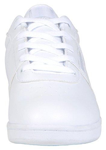 Lugz Mens Force Fashion Sneaker White