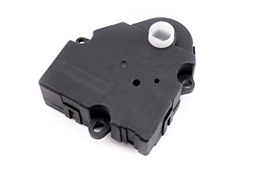 Air Door Actuator - Replaces# 89018365, 604-106, 52402588 - 1994-2012 Chevrolet, Chevy, GMC - Silverado 1500 & 2500, Tahoe, Sierra - HVAC Blend Control Actuator - Heater Blend Door - 106 Air