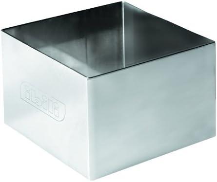Emporte Piece Inox Carre 10x10x4 5cm Amazon Fr Cuisine Maison