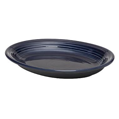Fiesta 11-5/8-Inch Oval Platter, Cobalt
