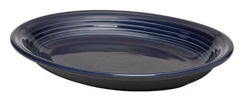 Fiesta 11-5/8-Inch Oval Platter, Cobalt (Fiesta Oval Serving Platter)