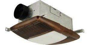 Craftmade TFV70HL Bath Vent Exhaust Fan Heater with Light 70 CFM 4.0 Sone Decibel Parent