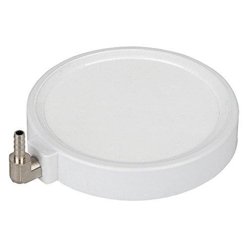 Micro Bubble - Pawfly Micro Bubble 4 Inch Air Stone Disc for Hydroponics Aquarium Fish Tank Pump