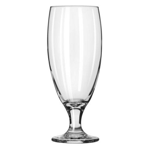 - Libbey 3804 Embassy 16 Ounce Pilsner Glass - 24 / CS