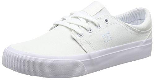 DC Shoestrase TX M Shoe - Zapatillas Unisex Adulto, Color Blanco, Talla 40.5: DC Shoes: Amazon.es: Zapatos y complementos