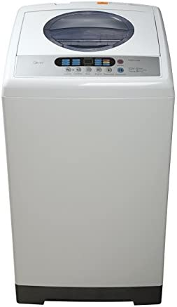 Midea MAE50-1102PS 1.6 cu. ft. Top Loading Portable Washing Machine, White