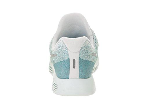 Nike Women's Lunarepic Low Flyknit 2 Running Shoe Blue z9Imw