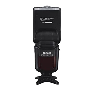 Kaavie-Voeloon-V600 - Flash para Nikon Digital SLR Camera: Amazon ...