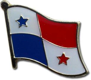 Panama Flag Metal Olympics Collectible Backpack/Hat Pin (Panama pin, 0.75