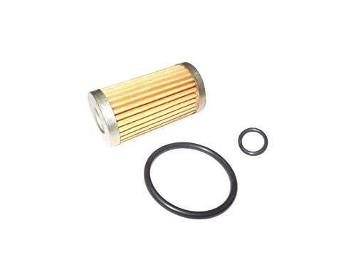 New Ford New Holland Fuel Filter with O-Ring 1530 1630 1720 1725 1925 from Kumar Bros USA