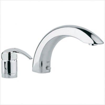 Grohe 32645EN1 Eurosmart Roman Tub Filler - Grohe Bath Filler