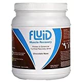 Fluid Recovery Chocolate Wave Canister - 16 Servings - root, 16 servings