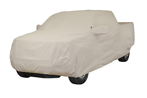 Covercraft Custom Fit Car Cover for Ford Pickup (Dustop Fabric, Taupe)