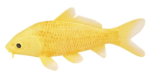 Safari Ltd Reef Koi Fish - Realistic Hand Painted Toy Figurine Model - Quality Construction from Safe and BPA Free Materials - For Ages 3 and Up
