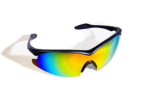 TACGLASSES by BellHowell Sports Polarized Sunglasses for Men/Women, Military-Inspired As Seen On TV