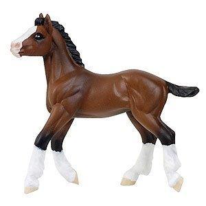 Clydesdale Foal (Safari Ltd Winner's Circle Horses: Clydesdale Foal by Safari Ltd)