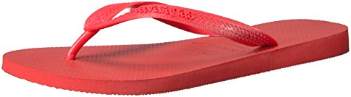 Havaianas Men's Top  Sandal,Ruby Red,39/40 BR (8 M - Havaianas Red