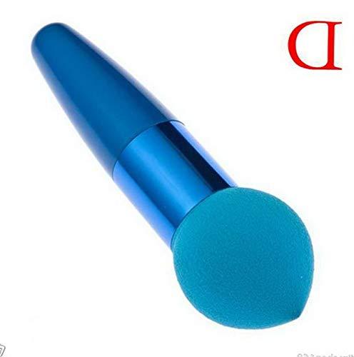 Kaputar New Women Cosmetic Brush Liquid Cream Foundation Concealer Sponge Lollipop Brush | Model MKPBRSH - 1974 | ()