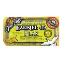 Food For Life Ezekiel 4 9 Flax Sprouted Whole Grain