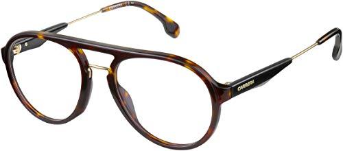 Eyeglasses Carrera 137 /V 02IK Havana Gold