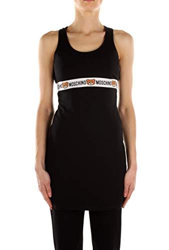 Underwear Camisetas Mujer Tirantes Moschino Algodón a51049003 De qtwTndPA