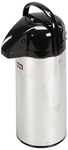 Bunn 28696.0002 2.2 Liter Air Pot (Glass Lined Pump Pot compare prices)