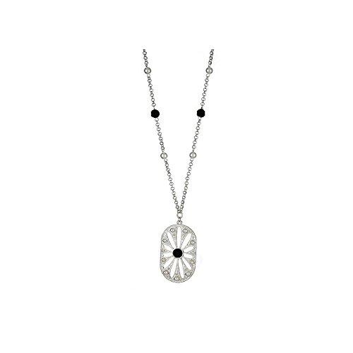 Art Deco Daisy Necklace (Great Gatsby Daisy Dress)