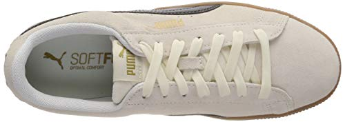 puma Mujer Vikky Zapatillas Para Sd Stacked whisper Puma Black White Morado WzRnqBt