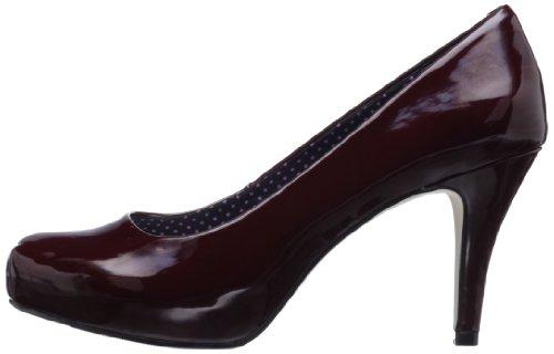 Madden Girl Women's Getta Pump,Wine Patent,8.5 M US