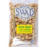 Swad Soya Wadi Soya Chunks - 400 Grams