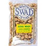 Swad Soya Wadi Soya Chunks - 400 Grams Swad