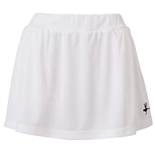 (シンプソン) Simpson テニス ウェア レディース 吸汗速乾 UVカット 無地 スコート (スパッツなし スカート) STW-82204