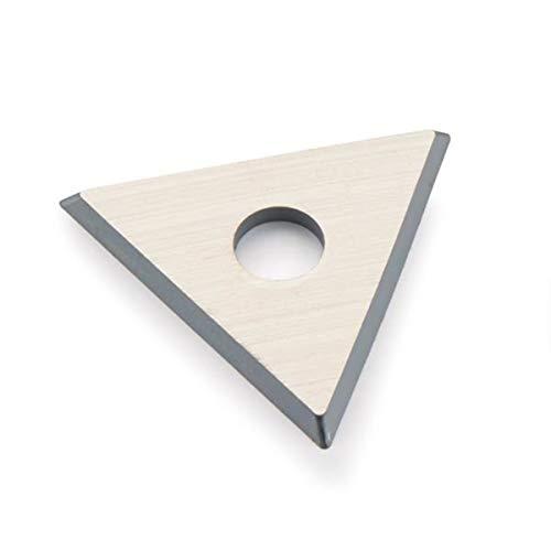 Triangular Carbide Replacement Blade for #449 Scraper, Sandvik