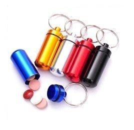 s-shine impermeable soporte caja de pastillas medicamento de ...