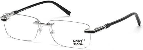 Eyeglasses Montblanc MB 0679 016 shiny - Blanc Men For Mont Eyeglasses