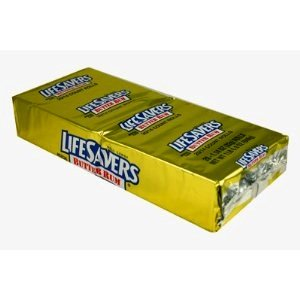 Lifesavers Butter Rum Candy 20 pack (14 ct per pack)