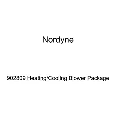 Nordyne 902809 Heating/Cooling Blower Package