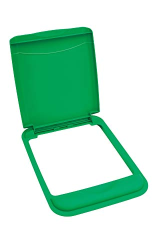 Rev-A-Shelf - RV-50-LID-G-1 - 50 Qt. Green Waste Container Recycling Lid