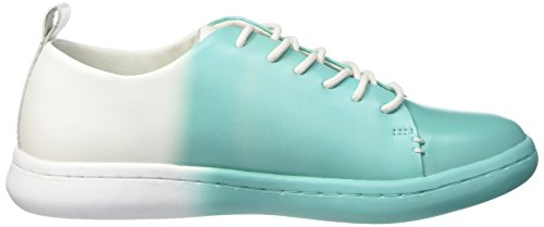 Pantone Roland Garros, Scarpe Low-Top Unisex Adulto Blu (Turquoise 15-5519 Tpx_77)