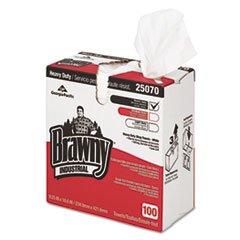 Brawny Industrial® Heavy-Duty Shop Towels