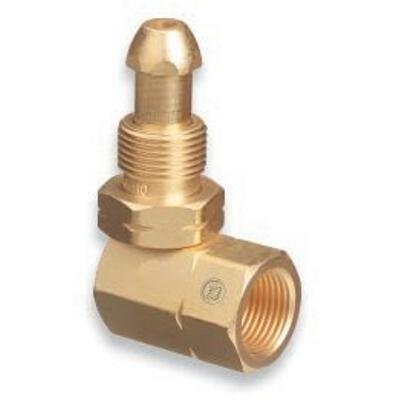 Western Enterprises Brass Cylinder Adaptors - we 820 adaptor