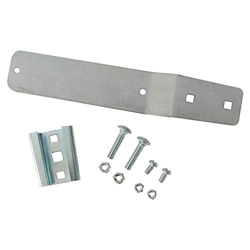 Slow Moving Vehicle Sign Mounting Kit - Includes (1) Tractor Bracket, (1) Sign Bracket, (4) Bolts and (4) Nuts, from SmartSign