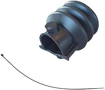 Kabelbinder FKAnh/ängerteile 3 x Knott Faltenbalg Manschette f/ür KR KF7,5 KF13 KF17 KF20