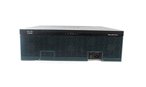 Cisco - CISCO3945E/K9 - Integrated Services Router (Renewed)