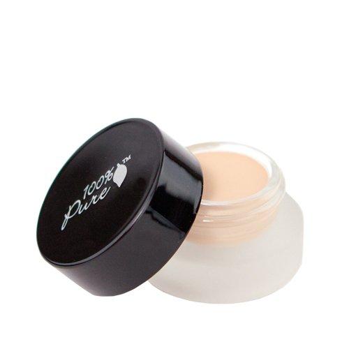 100% Pure Eye Shadows Satin Cream, Bali