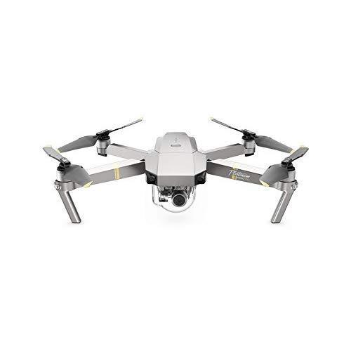 DJI Mavic Pro Combo Drone portátil de 3 Ejes cardán y 4K cámara ...